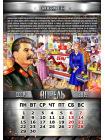 Календарь «Сталин, напутствие большевикам» на 2019 год 3