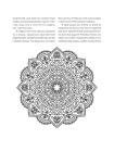 Мандалы. 36 шаблонов, 108 узоров и орнаментов для рисования 3