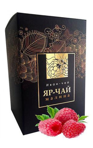 Иван-чай с малиной «ЯР-ЧАЙ»